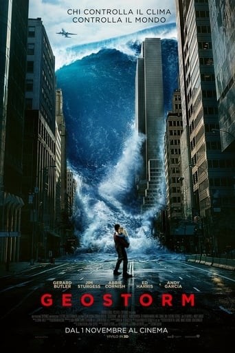 Poster of Geostorm