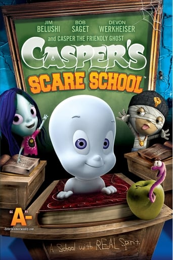 Poster of Casper's Scare School