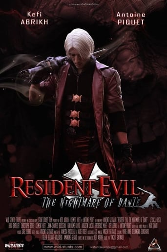Resident Evil: The Nightmare of Dante poster