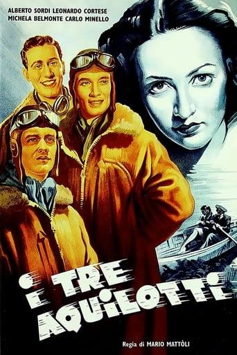 Poster of I tre aquilotti