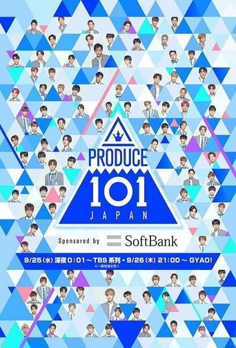 Poster of PRODUCE 101 JAPAN