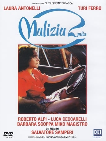 Poster of Malizia 2000
