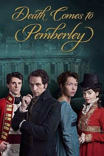 Poster of Death Comes to Pemberley