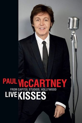 Paul McCartney: Live Kisses poster