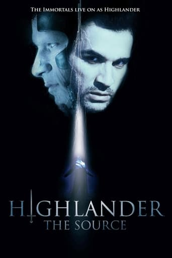 Poster of Highlander: The Source