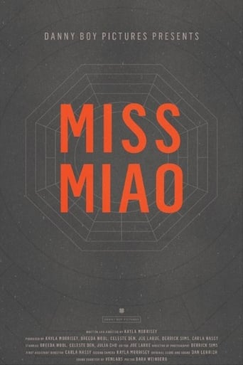 Poster of Miss Miao