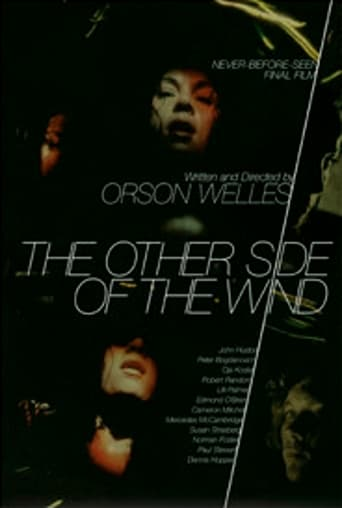 Poster of The Other Side of the Wind