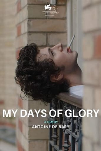 Poster of My Days of Glory