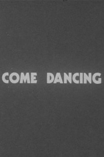 Poster of Come Dancing