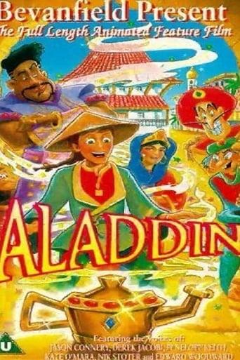 Aladdin poster