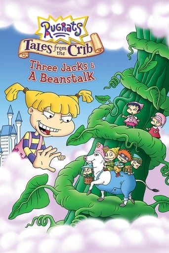Poster of Rugrats: Tales from the Crib: Three Jacks & A Beanstalk