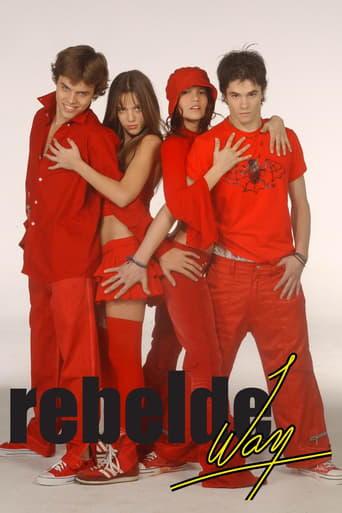 Poster of Rebelde Way