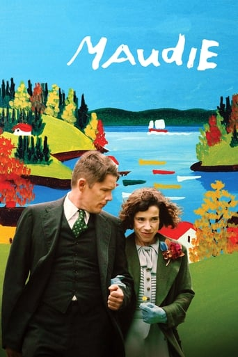 Poster of Maudie