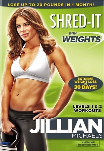 Poster of Jillian Michaels: Shred-It With Weights Level 2