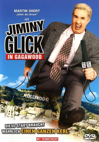 Filmposter von Jiminy Glick in Lalawood
