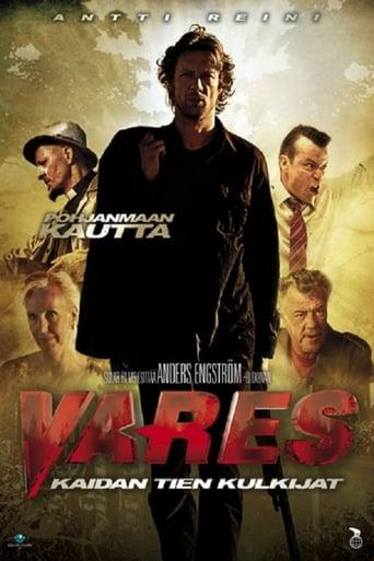 Poster of Jussi Vares - Město vrahů