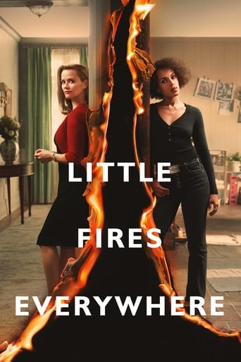 Poster of Little Fires Everywhere