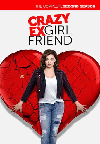 Išprotėjusi buvusioji / Crazy Ex-Girlfriend (2016) 2 Sezonas EN