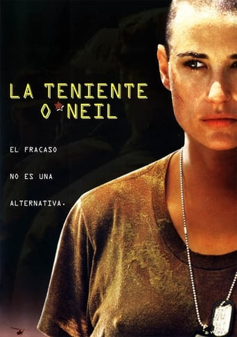Poster of La teniente O'Neil