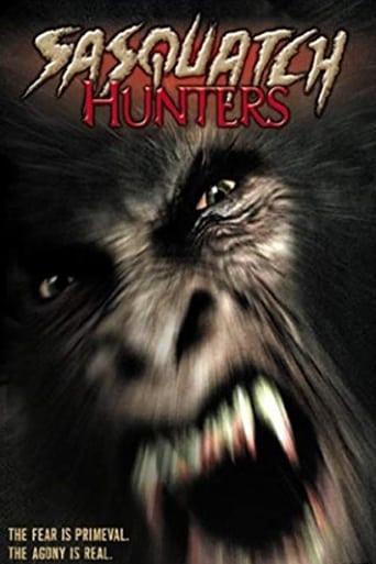 Poster of Sasquatch Hunters