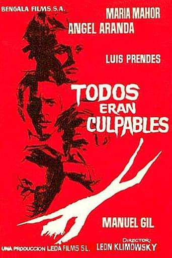 Poster of Todos eran culpables