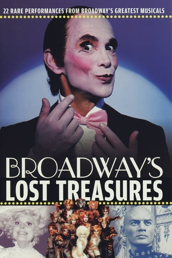 Poster of Broadway's Lost Treasures