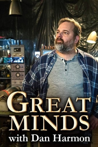 Poster of Great Minds with Dan Harmon