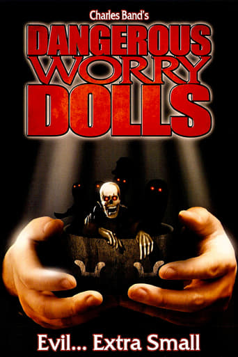 Poster of Dangerous Worry Dolls