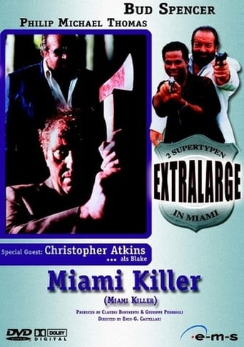 Poster of Extralarge: Miami Killer