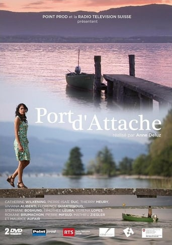 Poster of Port d'attache