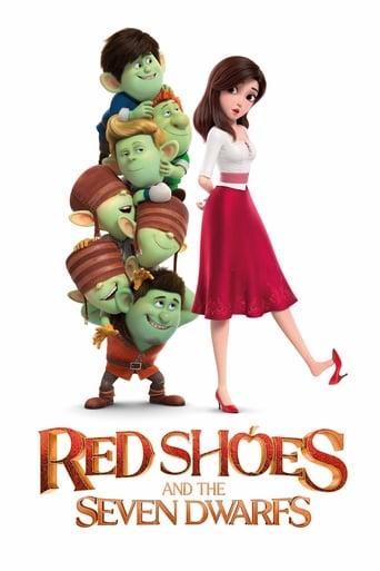 Zapatos rojos y los siete trolls