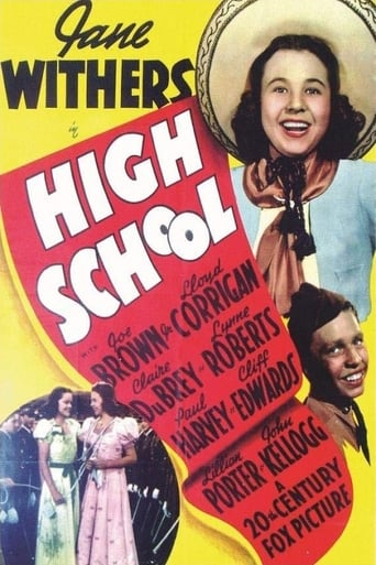 Poster of High School