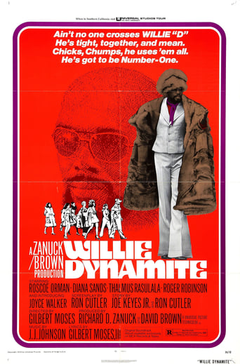 Poster of Willie Dynamite