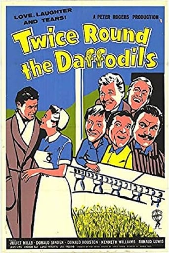 Poster of Twice Round the Daffodils