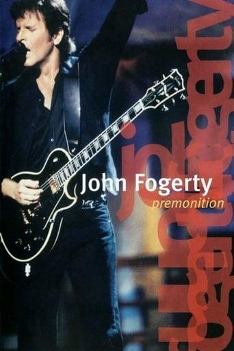 Poster of John Fogerty Premonition Concert