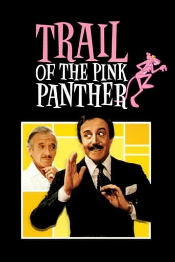 Poster of Trail of the Pink Panther