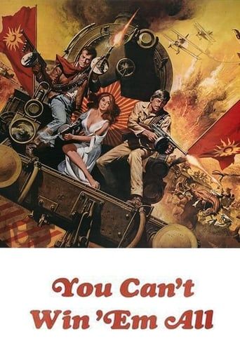 You Can't Win 'Em All Movie Poster