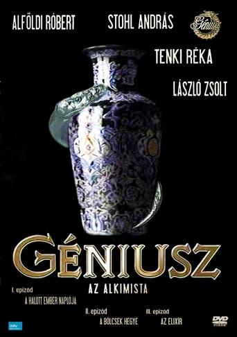 Poster of Géniusz, az alkimista