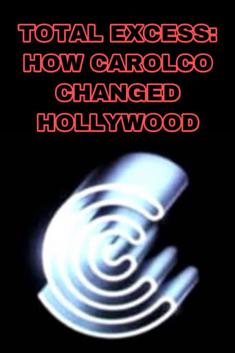 Poster of Total Excess - How Carolco Changed Hollywood