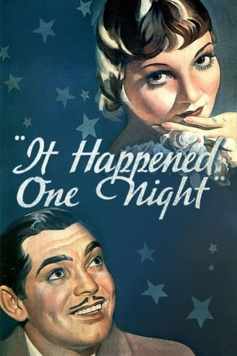 Poster of It Happened One Night