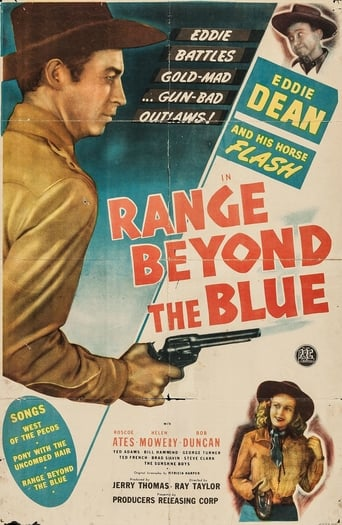 Poster of Range Beyond the Blue