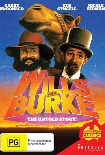 Poster of Wills & Burke