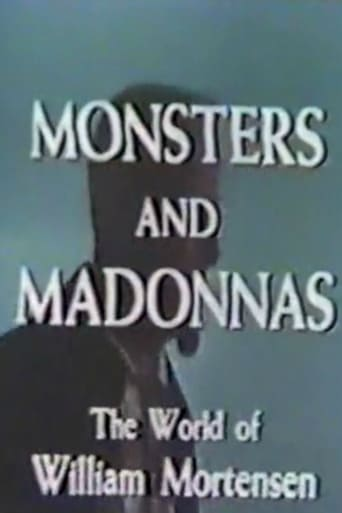 Poster of Monsters and Madonnas: The World of William Mortensen