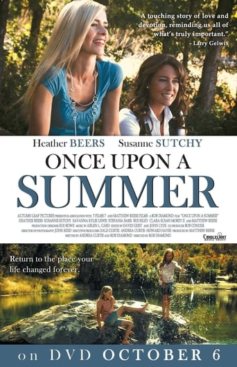 Poster of Once Upon a Summer