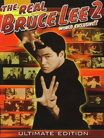 Poster of The Real Bruce Lee  2