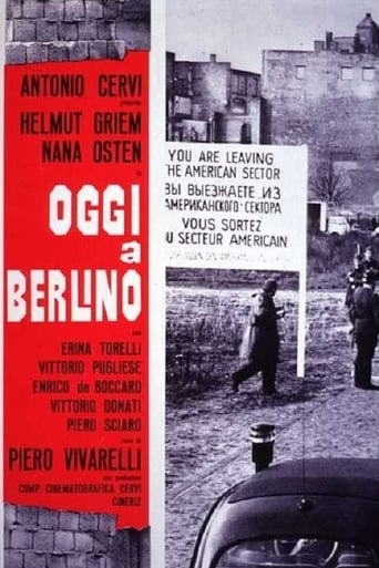 Poster of Oggi a Berlino