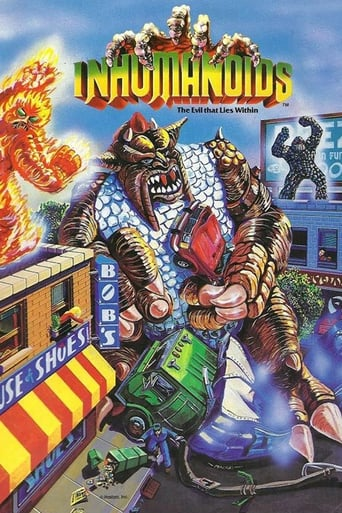 Poster of Inhumanoids