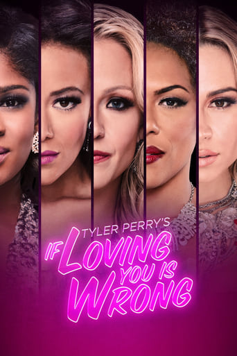 Poster of Tyler Perry's If Loving You Is Wrong