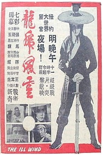 Poster of Ill Wind
