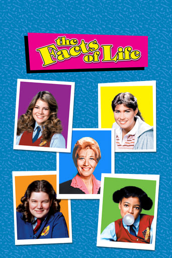 Poster of The Facts of Life